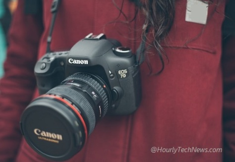 Canon professional camera EOS 7D buying tips