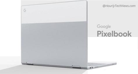 Google Pixel Book #madebyGoogle