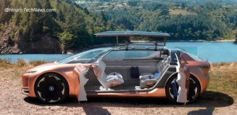 Self driving cars Why in the future the interior design is must
