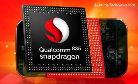 Qualcomm 835 processor the best gaming and graphic processor