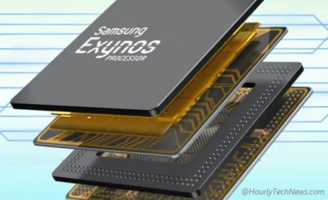 Samsung Exynos 8895 processor the high performance processor ever