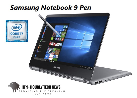 SAMSUNG NOTEBOOK 9 PEN: EVERYTHING YOU NEED IN A 2 IN 1 LAPTOP