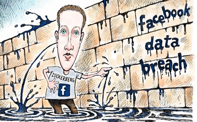 Mark Zuckerberg recognizes that Facebook didn't do enough to prevent its misuse –